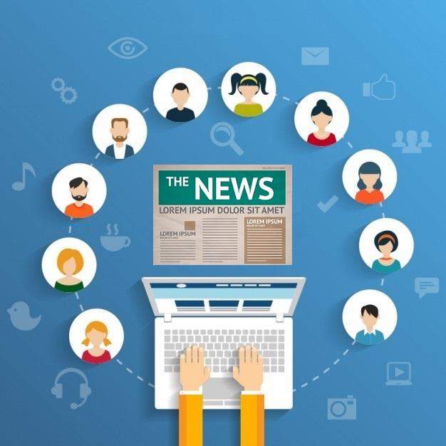 Redacción y difusión de comunicados